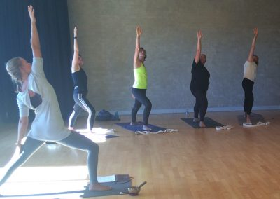 Yoga januar 2017